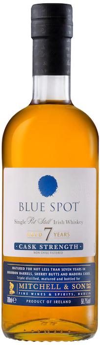 Blue Spot Irish Whiskey